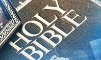 Holy Bible Presentation Template