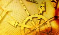 Ancient Compass Presentation Template