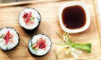 Sushi Presentation Template