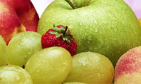 Fresh Fruits Of Summer Presentation Template