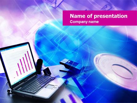 Multimedia Presentation Template, Master Slide