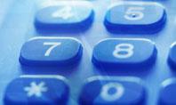 Telephone Keypad Presentation Template