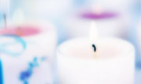 Christmas Candles Presentation Template