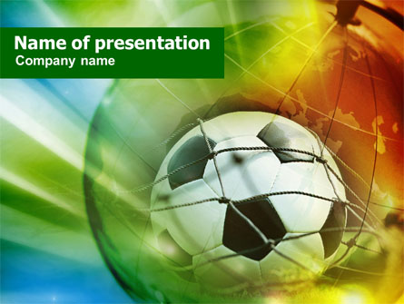 Soccer world cup presentation template for powerpoint and keynote soccer world cup presentation template master slide toneelgroepblik Gallery