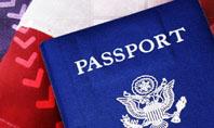 American Passport Presentation Template