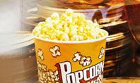 Popcorn Presentation Template
