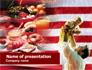 American Food slide 1