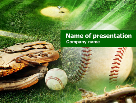 baseball affiliation presentation template for powerpoint and keynote ppt star. Black Bedroom Furniture Sets. Home Design Ideas