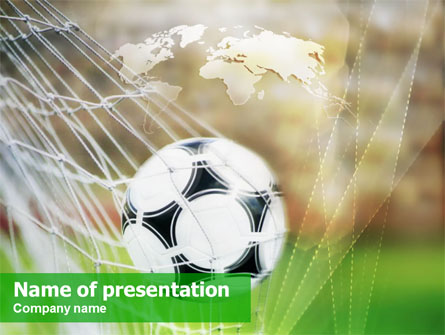 Soccer presentation template for powerpoint and keynote ppt star soccer presentation template toneelgroepblik Gallery