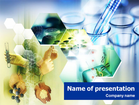 Genetic Engineering Presentation Template For Powerpoint And Keynote