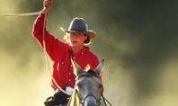 Cowboy Presentation Template