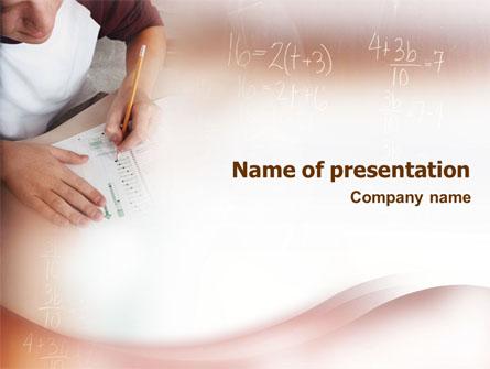 Mathematics Power Point Templates Mathematics