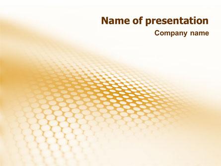 Grid Presentation Template, Master Slide