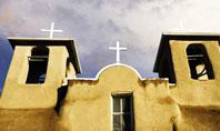 San Francisco de Asis Mission Church Presentation Template