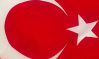 Turkish Flag Presentation Template