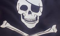 Pirates Flag Presentation Template
