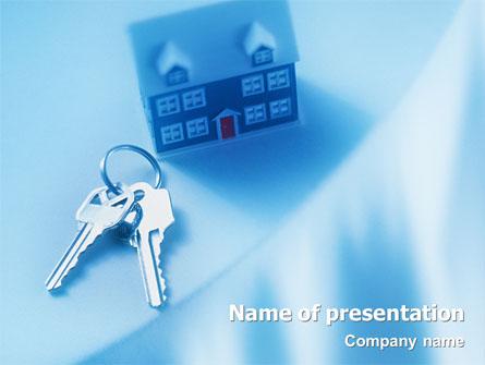 Real Estate Presentation Template, Master Slide