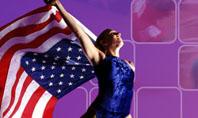 American Sports Presentation Template
