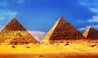 Pyramids Presentation Template