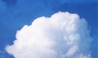 Cloudy Sky Presentation Template