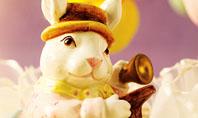 Easter Rabbit Presentation Template