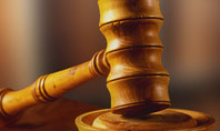 Juridical Presentation Template