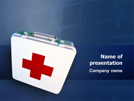 First Aid Presentation Template For Powerpoint And Keynote Ppt Star