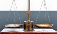 Judicial Presentation Template