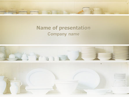 Kitchen Presentation Template For Powerpoint And Keynote