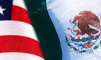Mexico and USA Presentation Template