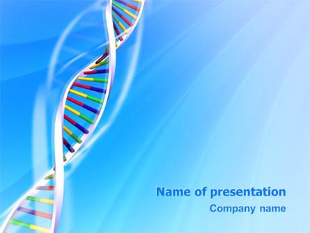 Genome Presentation Template, Master Slide