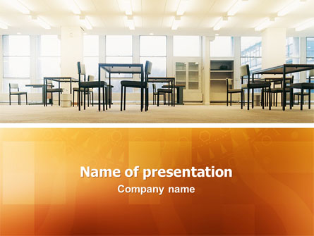 Office canteen presentation template for powerpoint and keynote office canteen presentation template master slide toneelgroepblik Gallery