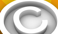 Copyright Sign Presentation Template