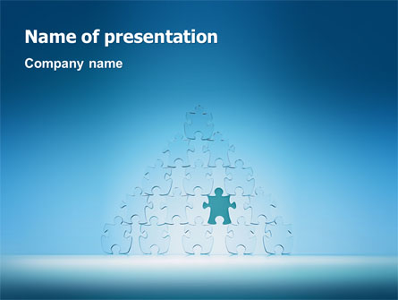 pyramid game show powerpoint template