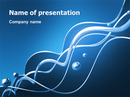 Themes for powerpoint water