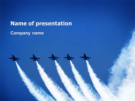 Official Air Force Powerpoint Template
