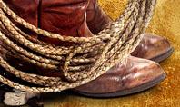Cowboy Boots Presentation Template