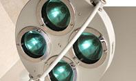 Illumination Of The Operation Room Presentation Template
