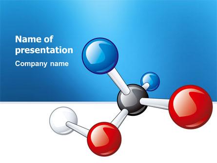 Molecular Grade Presentation Template, Master Slide