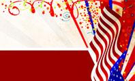 4th of July Celebration Free Presentation Template