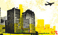 Urban Buildings Presentation Template