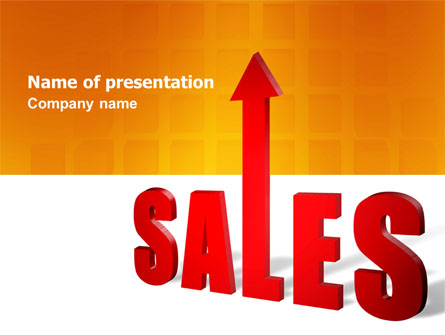 Sales Presentation Template for PowerPoint and Keynote – Sales Presentation Template