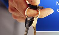 Car Keys Presentation Template