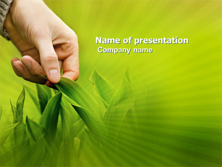 Plant Breeding Presentation Template for PowerPoint and Keynote ...