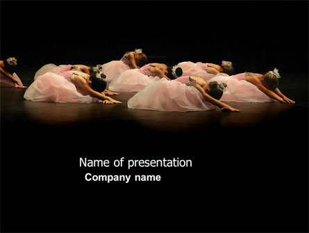 Ballet Presentation Template for PowerPoint and Keynote | PPT Star