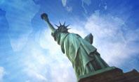 America and World Presentation Template