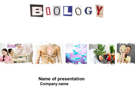 biology backgrounds for powerpoint