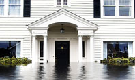 Flood Presentation Template