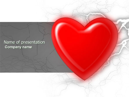 Romantic Emotion Presentation Template For Powerpoint And Keynote