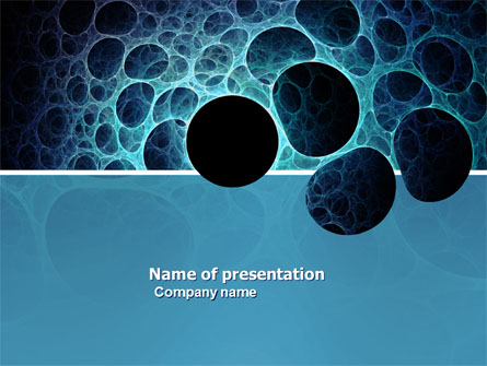Cell Powerpoint Templates And Poweredtemplate Mandegarfo
